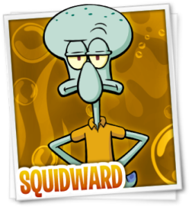 character-squidward