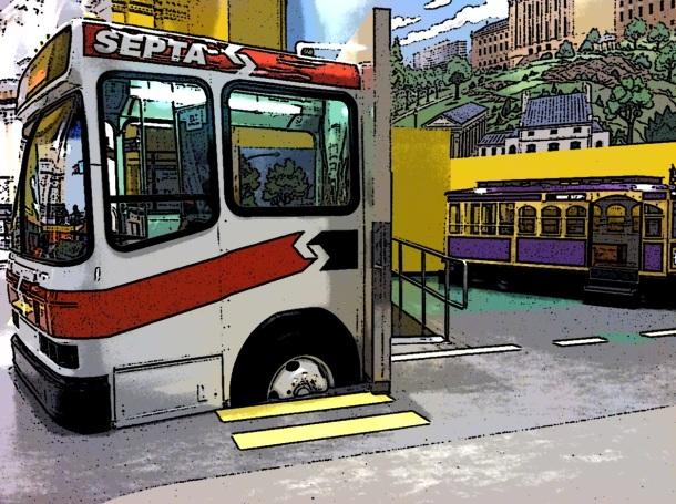 Bus & Trolley