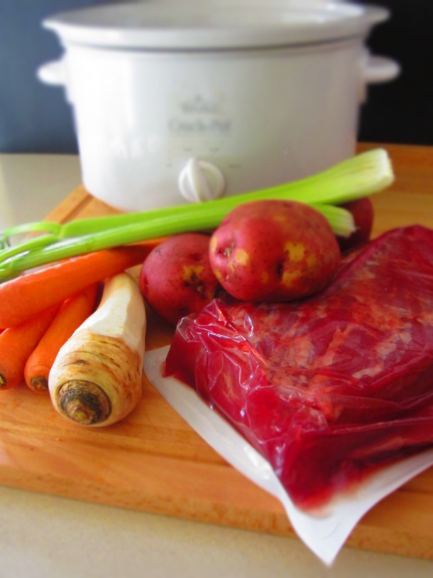 Corned Beef Ingredients