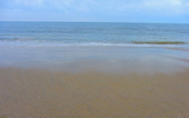 Rehoboth Beach - water