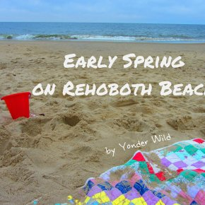Early Spring on Rehoboth Beach