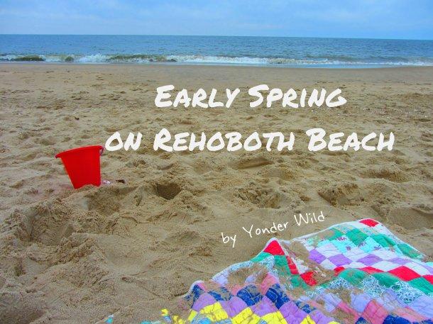 on rehoboth beach