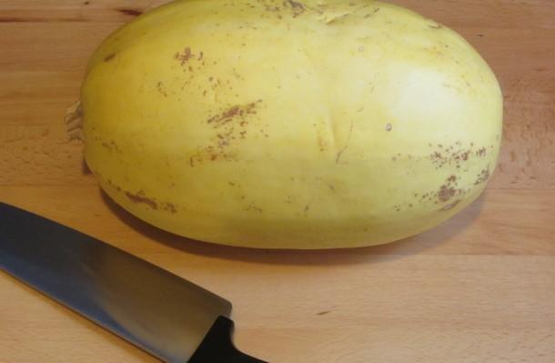 Choose firm, ripe squash