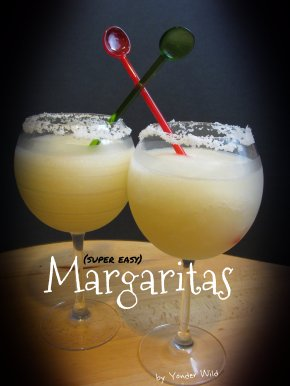 (super easy) Margaritas