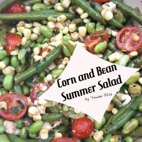 Corn and Bean SummerSalad