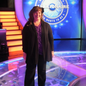 Who Wants To Be A Millionaire? – This Girl Right Here!  (How I Became a Contestant on a GameShow)