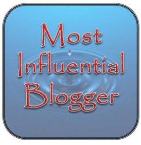 The Most Influential Blogger Award 2013