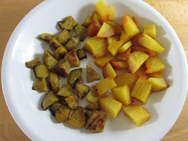 how to cook roasted beets