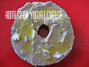 Homemade Yogurt Cheese