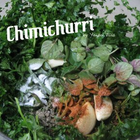 Chimichurri – a Parsley Sauce with aKick