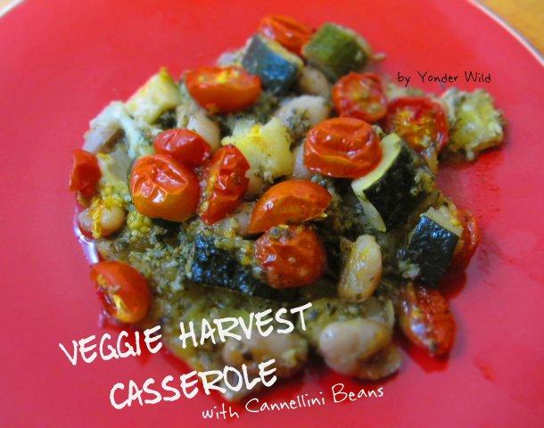 Veggie Harvest Casserole