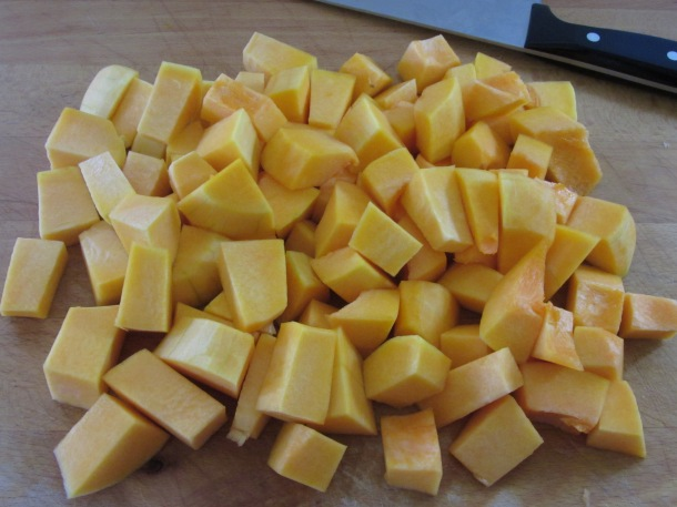 ready to cook butternut squash